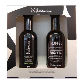 Valderrama Giftbox Arbequina - Black Truffle