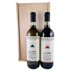 Pakket La Lastra Vernaccia - Chianti