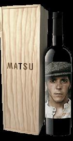 Matsu El Picaro Toro Magnum in houten kist