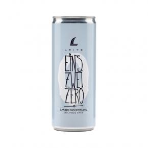Leitz Eins Zwei Zero Sparkling Riesling 0.25 ltr alcoholvrij